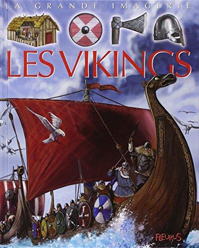 9782215115199: La grande imagerie: Les vikings
