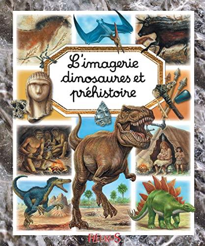 9782215115595: L'imagerie des dinosaures et de la préhistoire