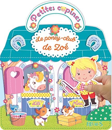 9782215115892: Le poney-club de Zoé