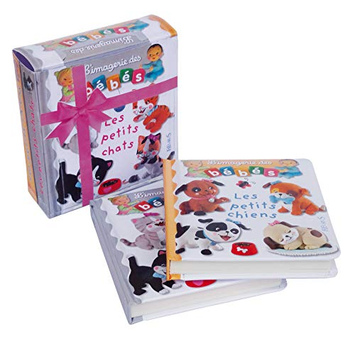 9782215116615: Les petits chiens - Les petits chats : Coffret en 2 volumes