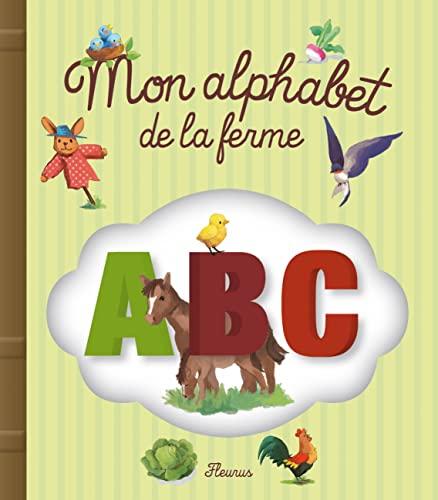 9782215120797: Mon alphabet de la ferme