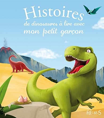 9782215122555: Histoires de dinosaures à lire avec mon petit garçon