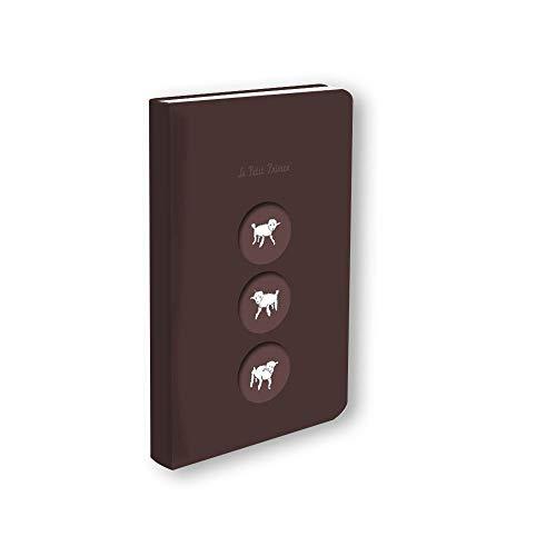 9782215123897: Le Petit Prince -Carnet en simili cuir - édition speciale 70 ans - 3