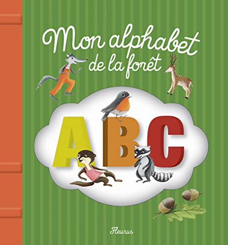 9782215125884: Mon alphabet de la forêt