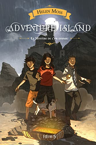 9782215126058: Adventure Island : Le myst�re de l'or disparu