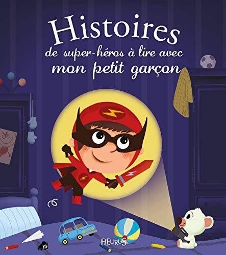 9782215128632: Histoires de super-héros à lire avec mon petit garçon
