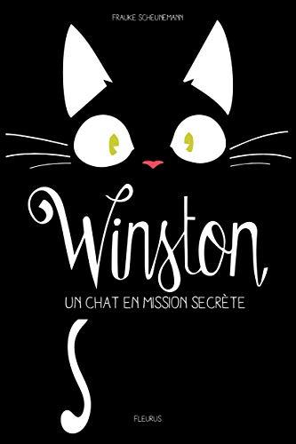 9782215131274: Winston, Tome 1 : Un chat en mission secrète