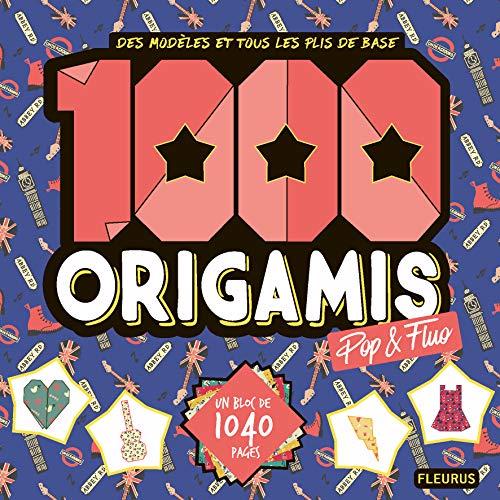 9782215137498: 1000 origamis pop et fluos
