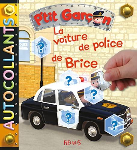 9782215141716: La voiture de police de Brice