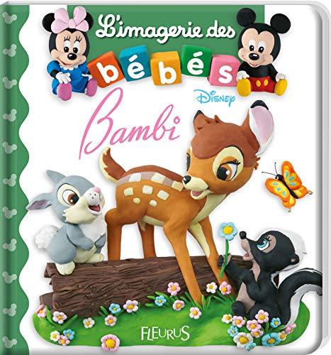 9782215142904: L'imagerie des bébés Disney - Bambi