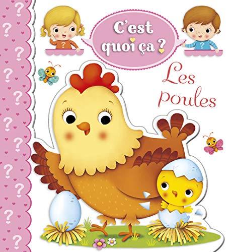 9782215143208: Les poules