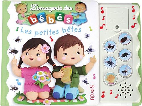 9782215143284: Imagerie des Bebes Sonore les Petites Betes