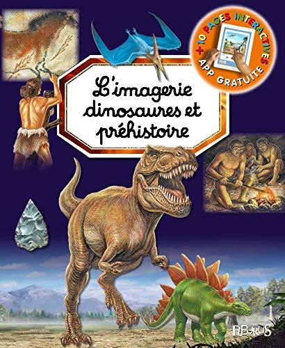 9782215145134: L'imagerie dinosaures et préhistoire