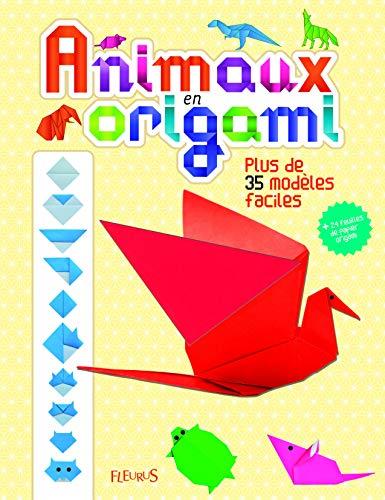 9782215147589: Animaux en origami