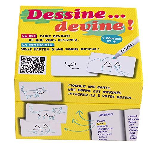 9782215150206: Dessine, devine !