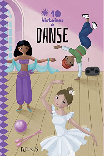 9782215155379: 10 histoires de danse