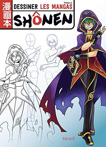 9782215155935: Dessiner les mangas shonen