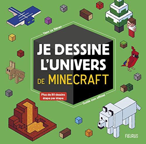 9782215170266: Je dessine l'univers de Minecraft : Guide non officiel