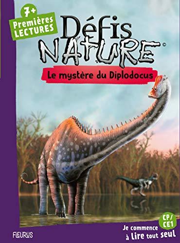 9782215172628: Le mystère du Diplodocus : Premières lectures