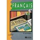 9782216002979: FRANCAIS 4EME TECHNOLOGIQUE