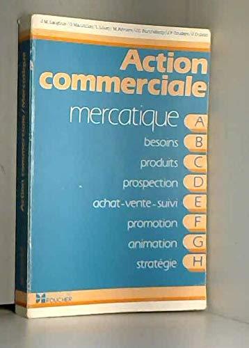 9782216005208: Action commerciale : Enseignement technique supérieur