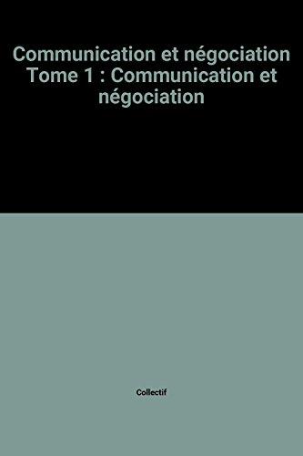 9782216013449: Force de Vente : Communication et négociation