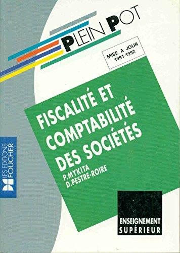 9782216013647: Fiscalité et comptabilité des sociétés