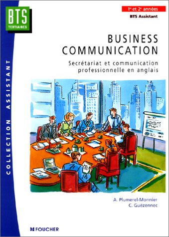 9782216031146: Business Communication : BTS Secrétariat