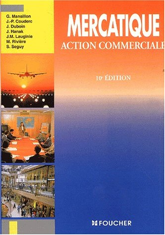 9782216090792: Mercatique, action commerciale