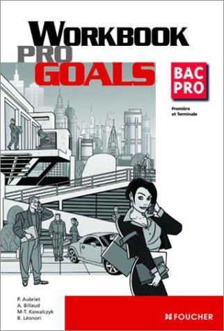 9782216097098: Workbook Bac Pro 1ère, Terminale