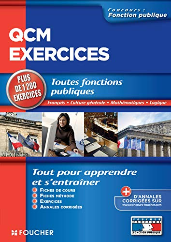 9782216098262: QCM exercices (French Edition)