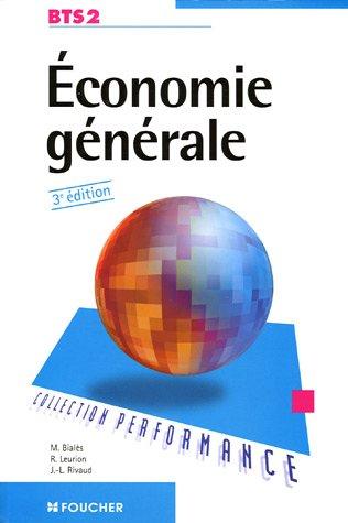 9782216099795: Economie générale : BTS 2