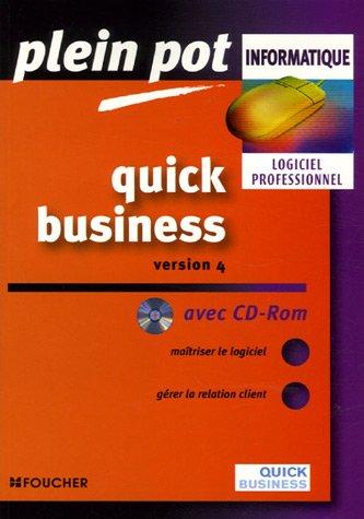 9782216105076: Quick Business version 4 (1Cédérom)