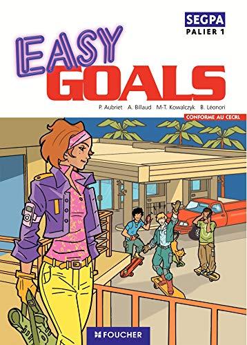 Easy Goals SEGPA Palier 1 : Conforme: Aubriet, Patrick