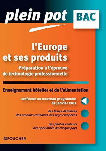 9782216109401: L'Europe et ses produits