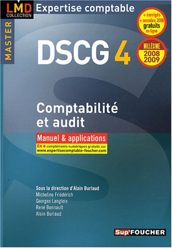 9782216110391: Comptabilit� et audit : Manuel et applications (Ancienne Edition)