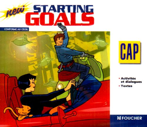9782216110957: New Starting Goals Cap - CD Audio (French Edition)