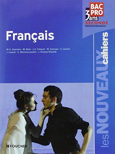 9782216111138 Les Nouveaux Cahiers Francais Bac Pro 3 Ans