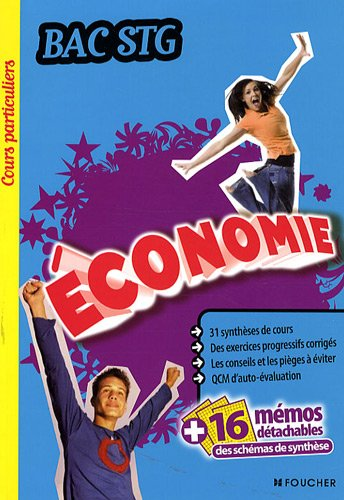 9782216112142: Economie Bac STG (French Edition)