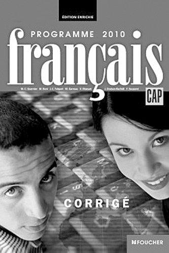 9782216114382: Français CAP (French Edition)