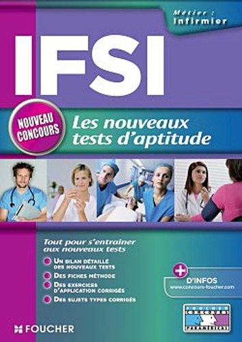 9782216115020: IFSI les nouveaux tests d'aptitude