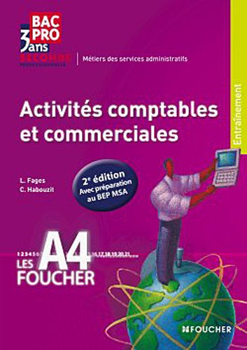 9782216116256: Activités comptables et commerciales 2e édition