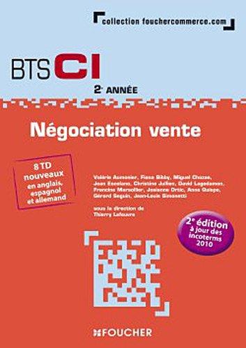 Négociation vente 2e édition à jour des: Chozas, Miguel, Jullien,
