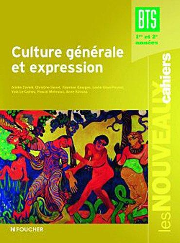 9782216116621: Culture g�n�rale et expression BTS