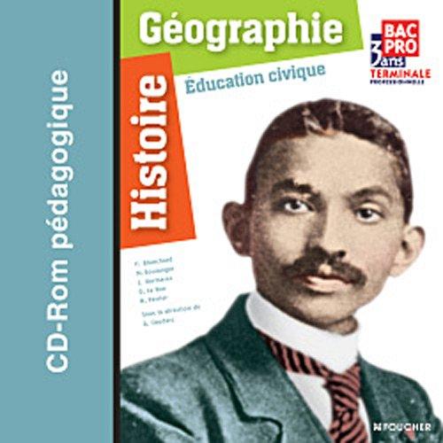 9782216116843: histoire-geographie - education civique cd-rom pedagogique