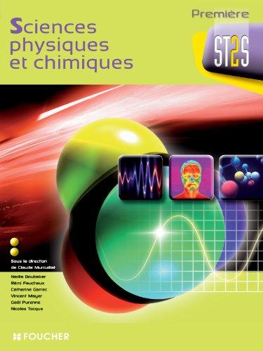 9782216117062: Sciences physiques et chimiques 1re Bac ST2S