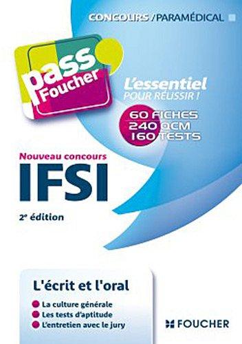 9782216117369: nouveau concours IFSI (2e édition)