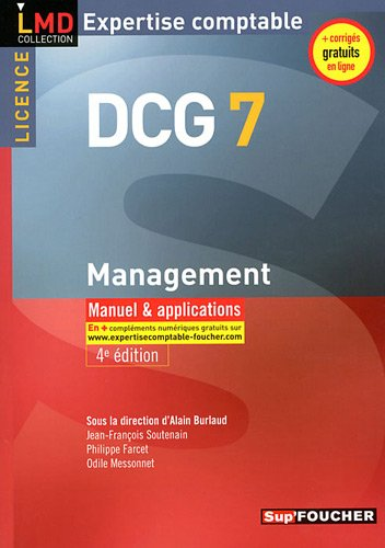 9782216118168: Management DCG 7 (French Edition)