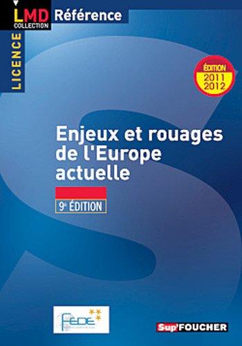9782216118250: Enjeux et rouages de l'Europe actuelle (French Edition)