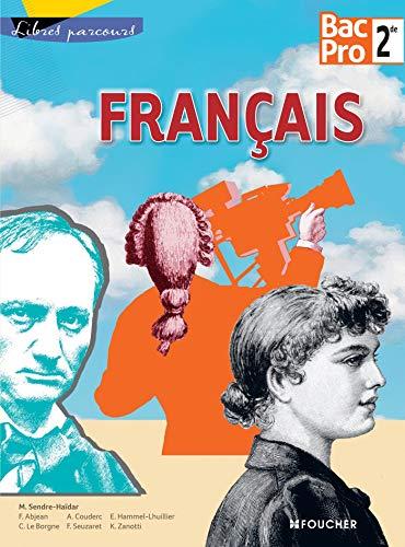 9782216119554: Libres Parcours Français seconde Bac Pro
